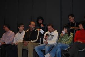 Participantes en el concurso