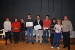 Ganadores del Concurso Cultural