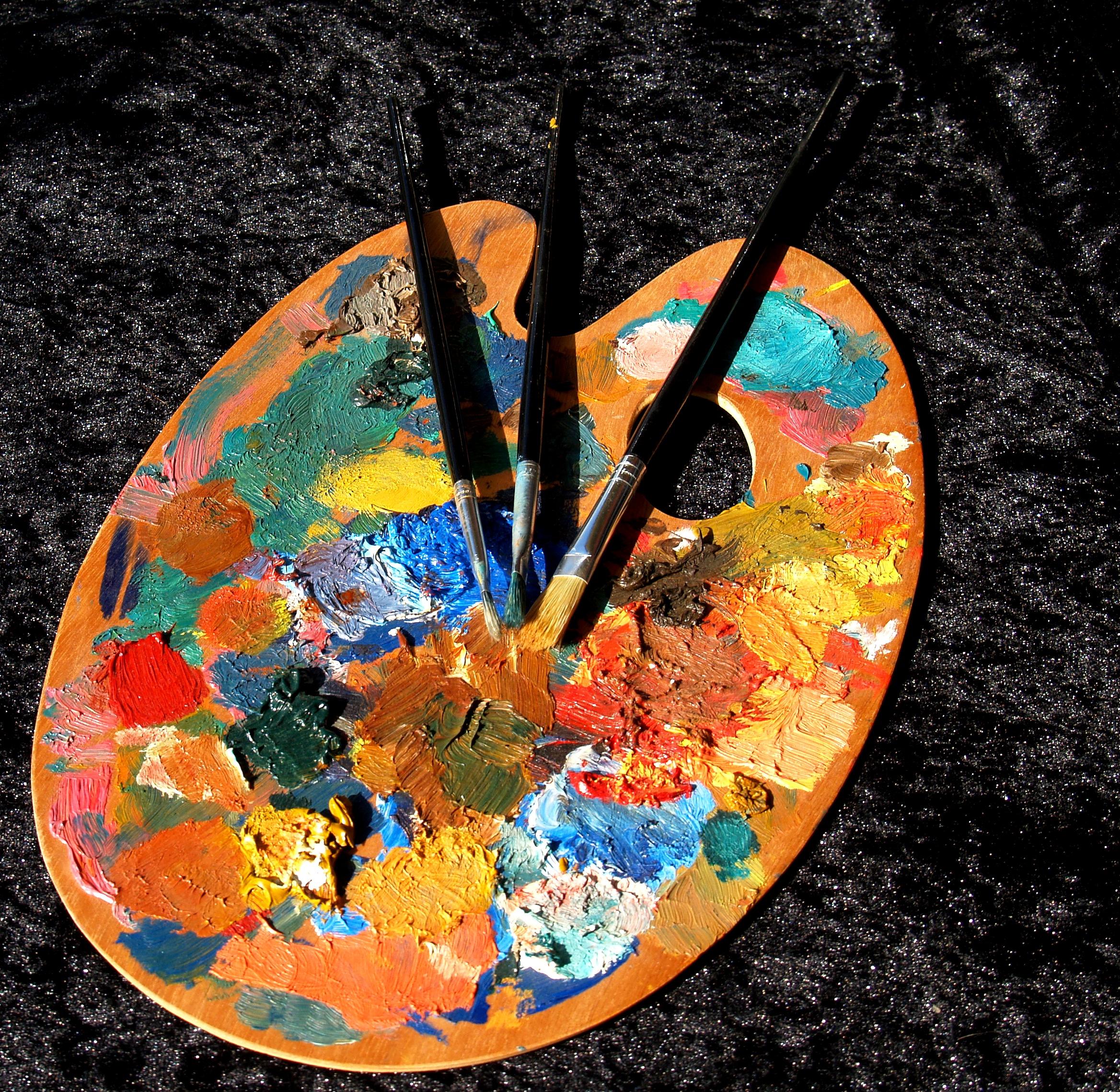 Detalles sobre pintura art stica taringa - Colores en pintura ...