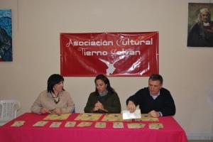 Presentación premios Tierno Galván